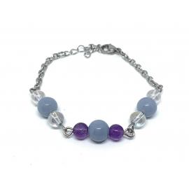 Bracelet connexion angélique