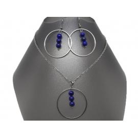 Parure Lapis-Lazuli