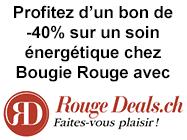 Soin energetique chez Bougie Rouge a Romont a -40%